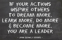 If you inspire