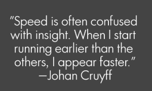 Speed insight