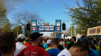 Start Marathon Antwerpen