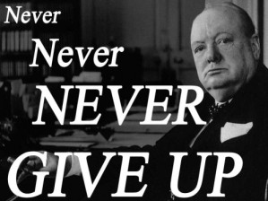 churchill-never-give-up