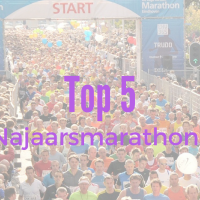 Najaarsmarathons - de top 5