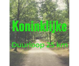 Duurloop 25 km