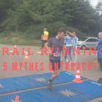 Trail running - 5 mythes ontkracht