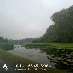 10 km hersteltraining park tervuren
