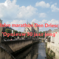 Halve marathon Den Driesch