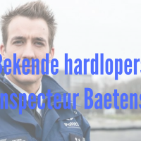 Bekende hardlopers - inspecteur Baetens