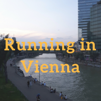Running in Vienna