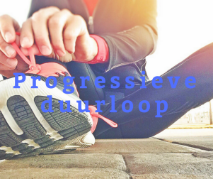 Progressieve duurloop 2
