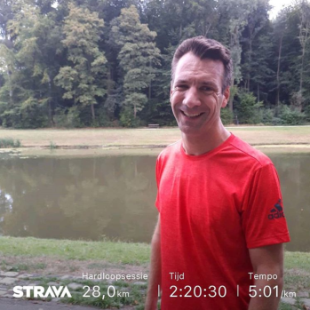 Progressieve duurloop
