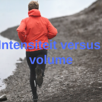 Intensiteit versus volume